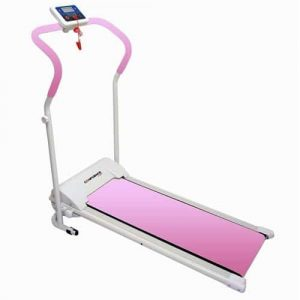 tapis de course power pulse rose