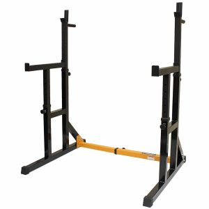 meilleur support barre squat mirafit