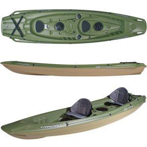 meilleur kayak bic pour la pêche
