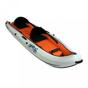 meilleur kayak loisir blueborn coasteer