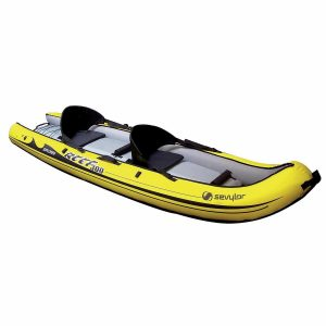 meilleur kayak gonflable biplace sevylor explorer reef